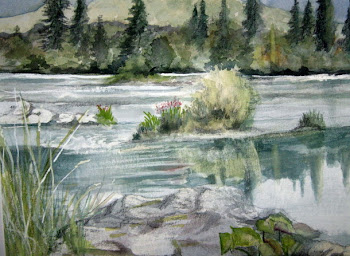 2013 ~ Watercolor ~ SOLD