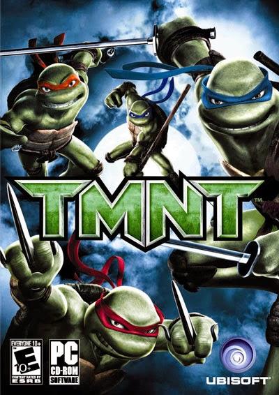 Download TMNT 2007 Teenage Mutant Ninja Turtles