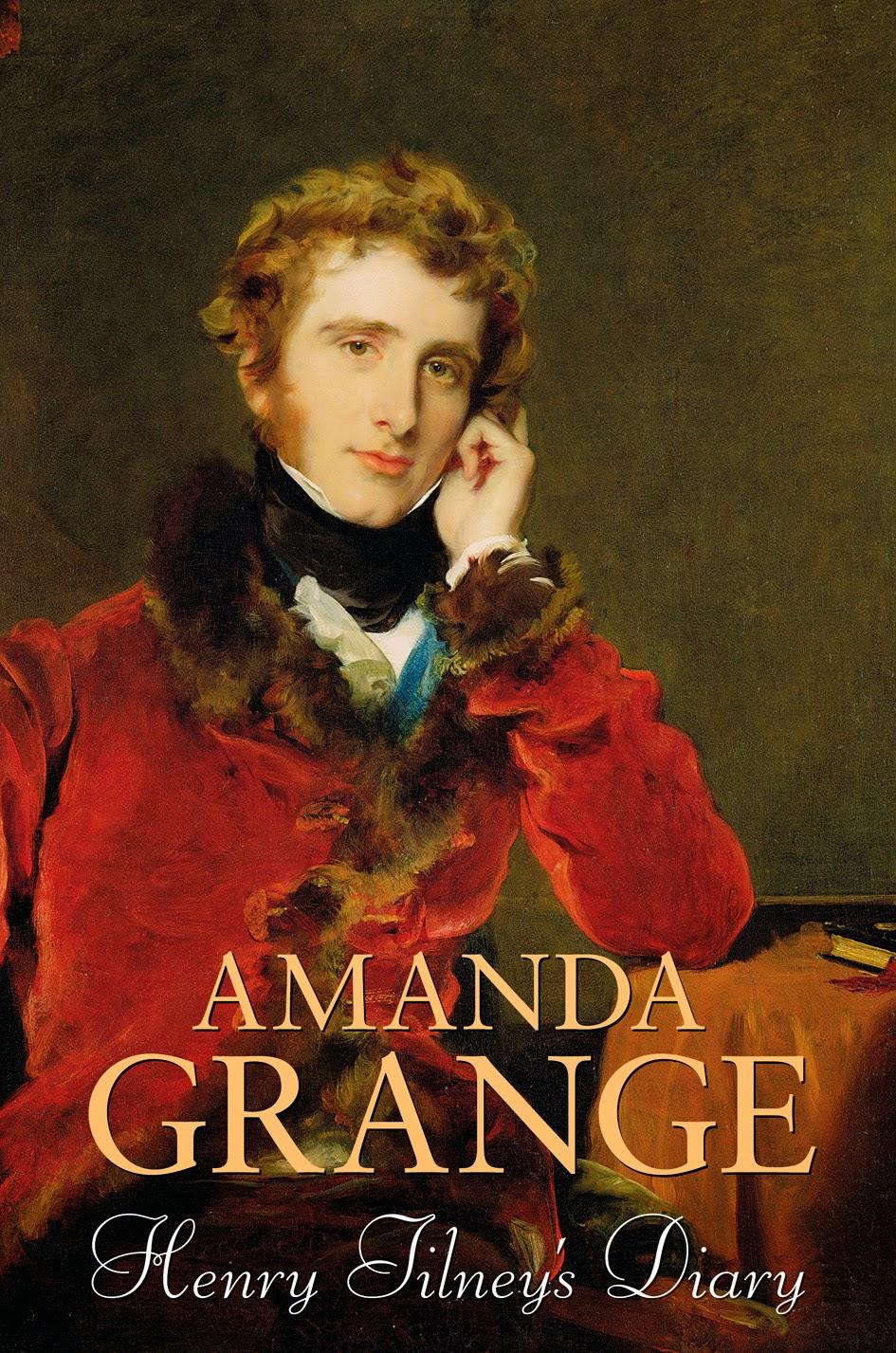 Book cover: Henry Tilney's Diary by Amanda Grange