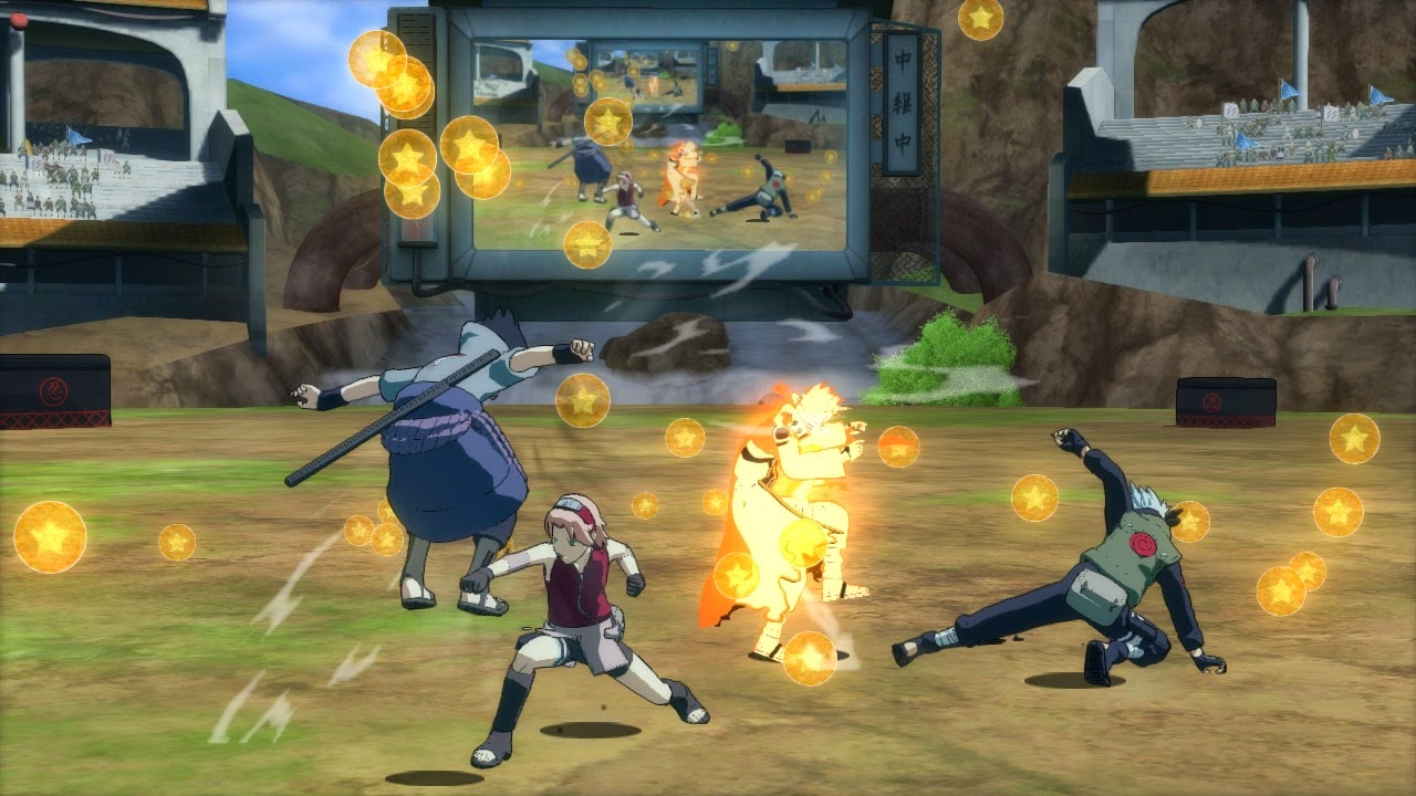 Download Game Naruto Shippuden Ultimate Ninja Storm Revolution PC Full Version