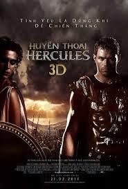 Huyền Thoại Hercules 2014