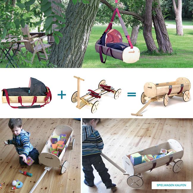 Kidskoje navicella comfort e mobilità