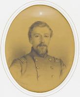 Sketch of Wilder Dwight, 1862