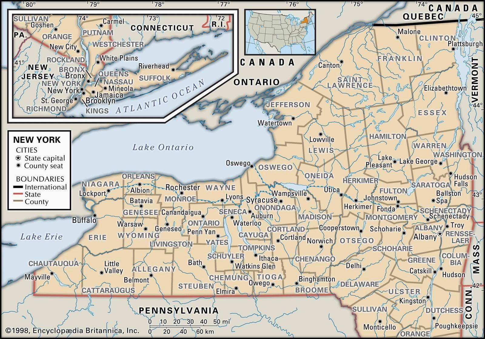 Hudson Valley Green New York Barn Weddings – Upstate Ny County Map