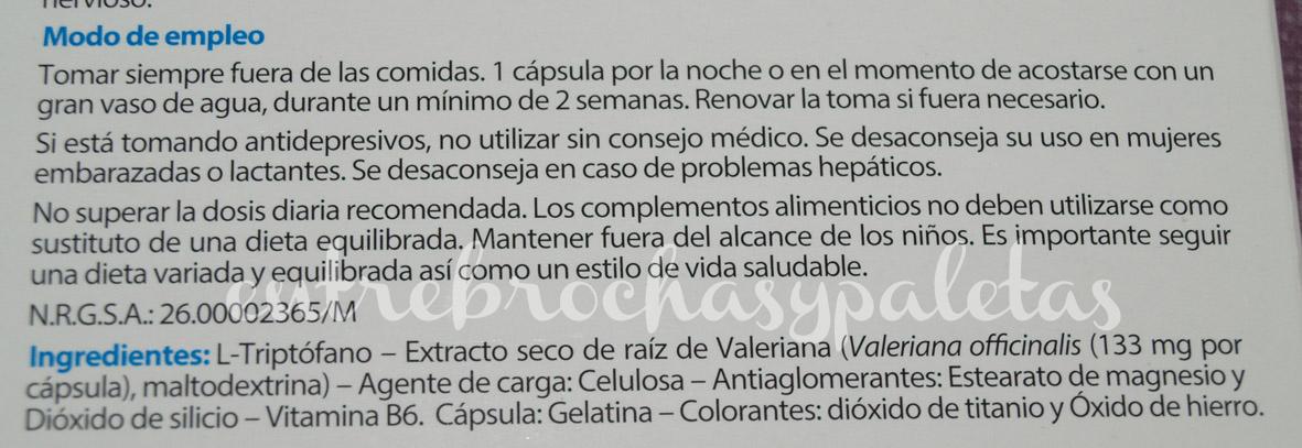 arkorelax valeriana