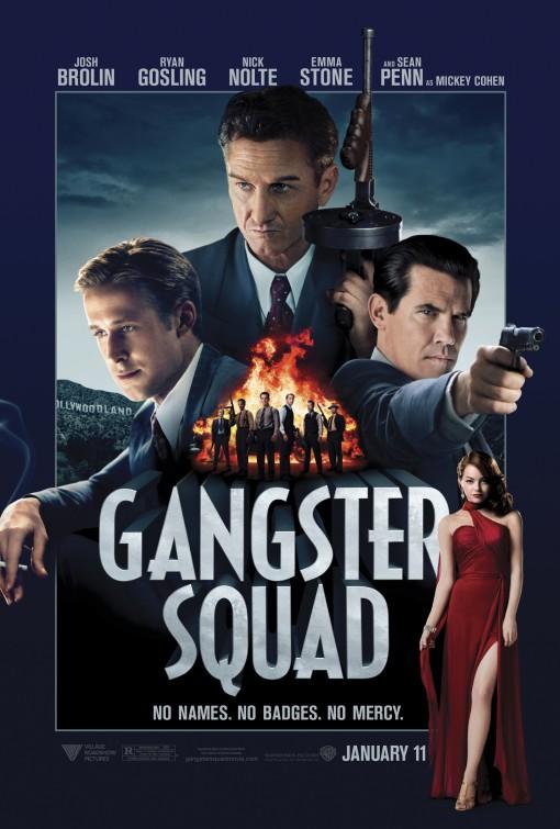 مشاهدة فيلم Gangster Squad 2013 مترجم يوتيوب youtube