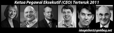 CEO Paling Top Tapi Gagal Untuk 2011