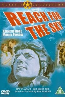 """Reach For The Sky"" movie poster"
