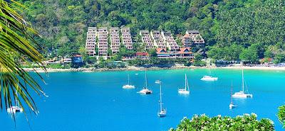 Southern Thailand Nai Harn Beach Phuket