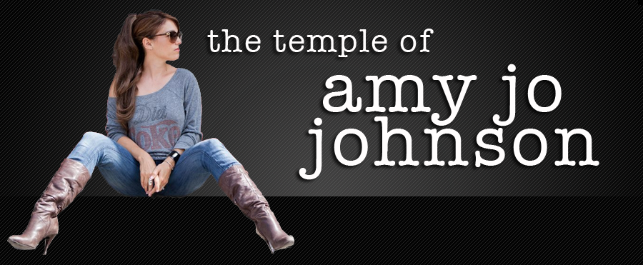 The Temple Of Amy Jo Johnson