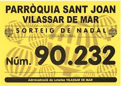 LOTERIA DE NADAL (3€ LA BUTLLETA)