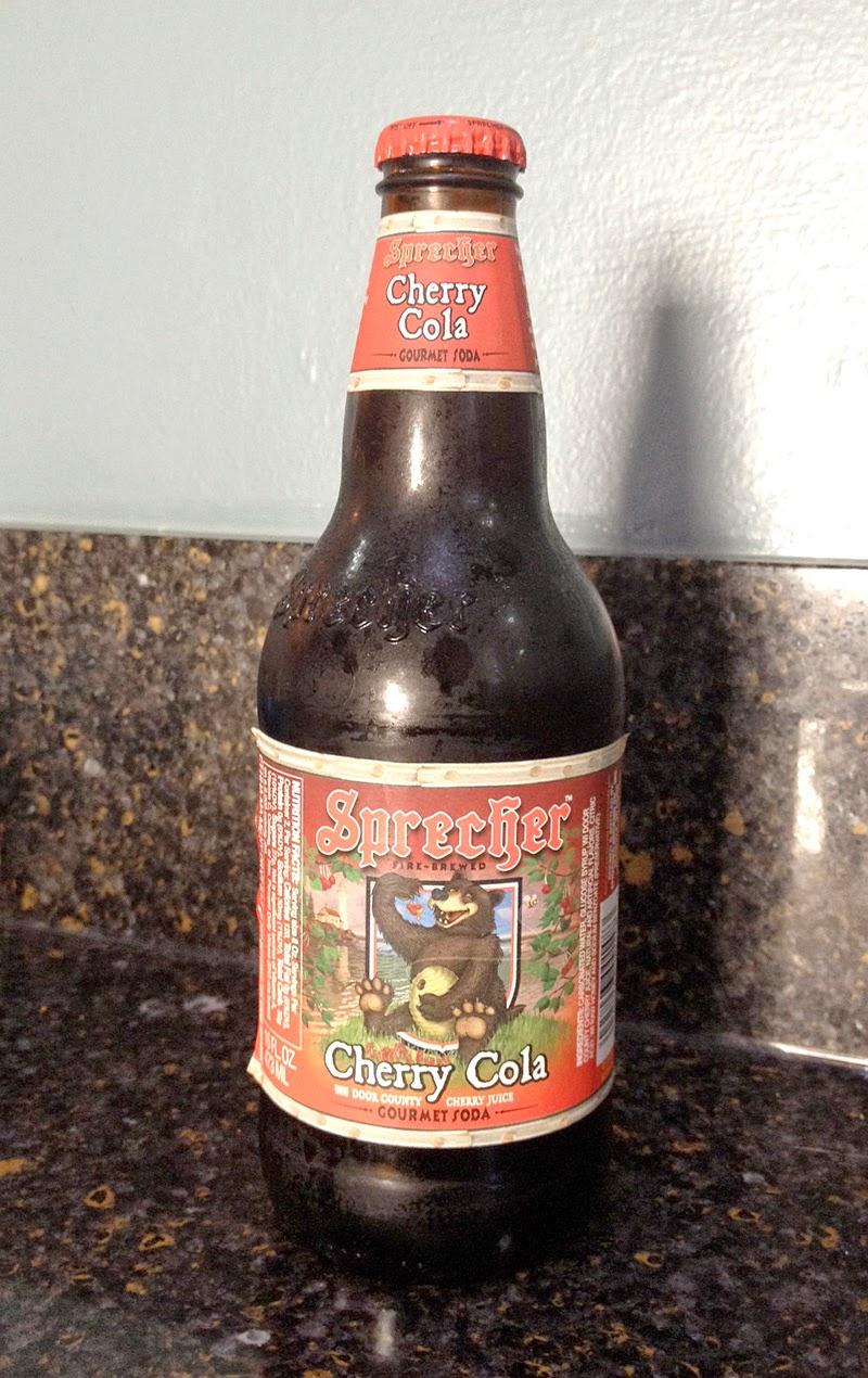 Sprecher Cherry Cola