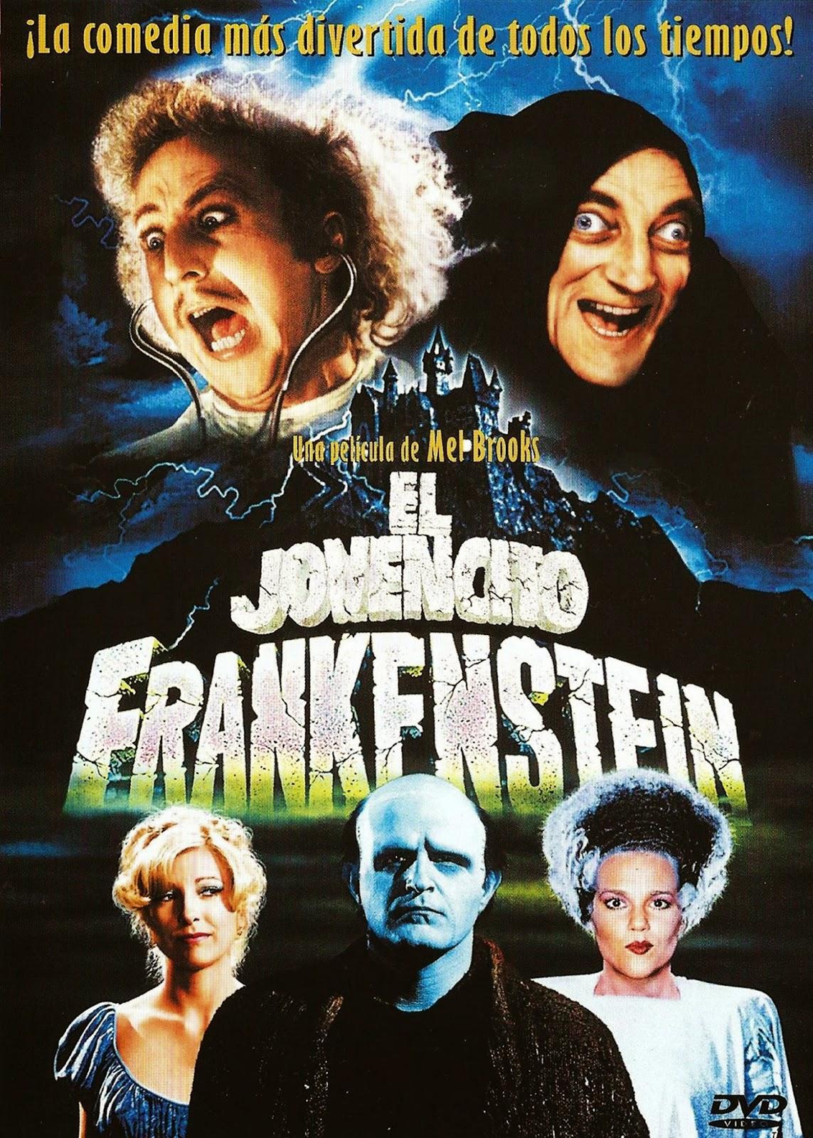 El jovencito Frankenstein (1974)
