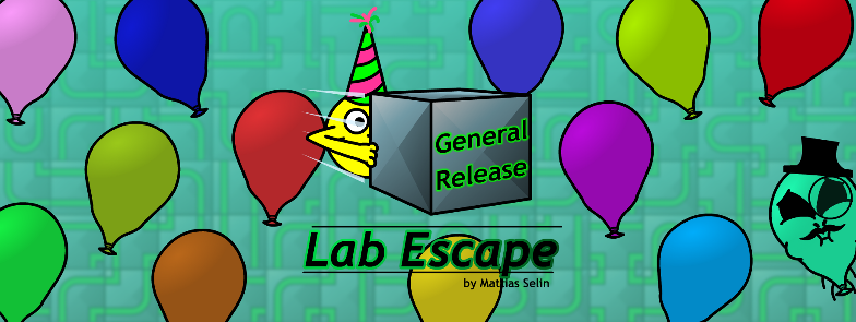 Lab Escape - Mattias Selin