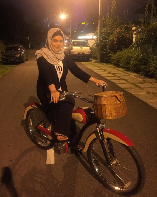 Siti Nurhaliza Kongsi Gambar Ujian Kehamilan Dan Imbasan Ultrasound Bayinya... SAYU!!