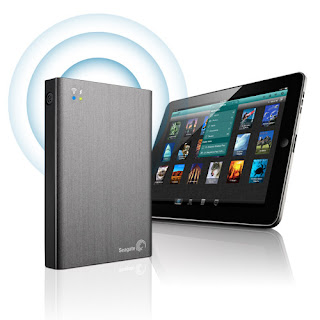 Seagate Wireless Plus HDD