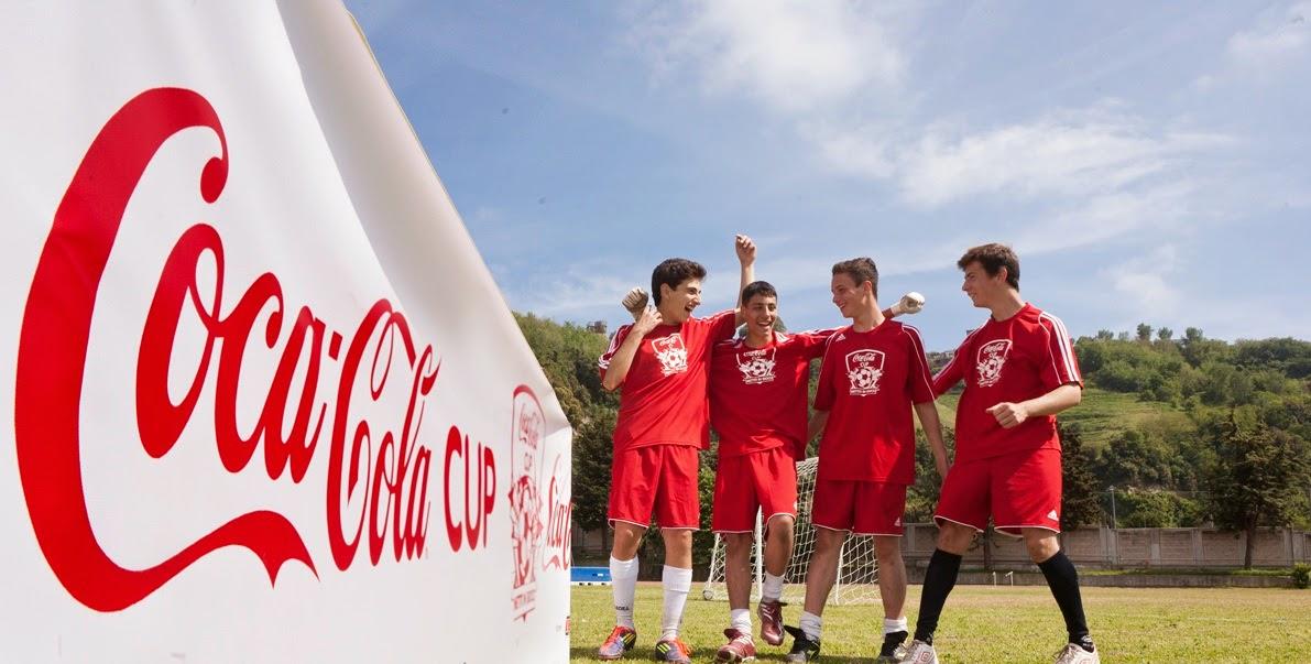 "ANCHE A MESSINA ""COCA-COLA CUP - GET ACTIVE"""