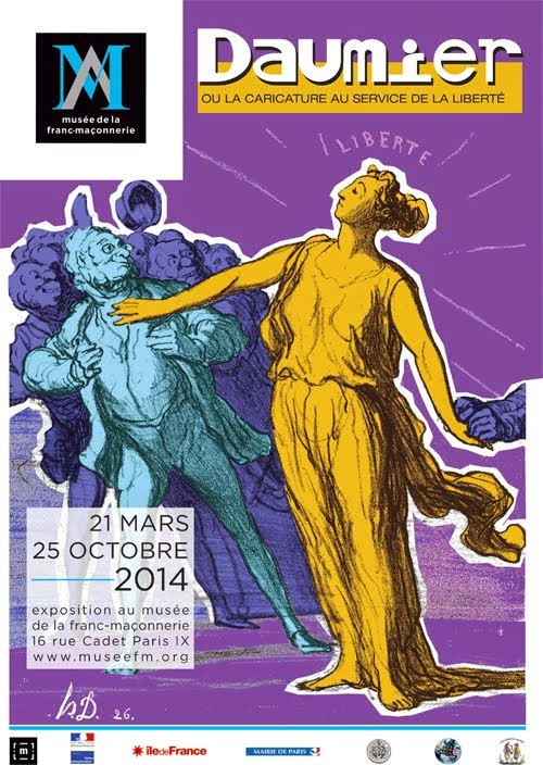 Actu expos / Daumier ou la Caricature au service de la liberté