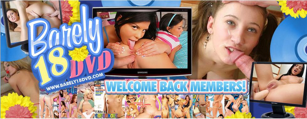 Free Porn Passwords XxX BARELY18DVDs 10th June 2015