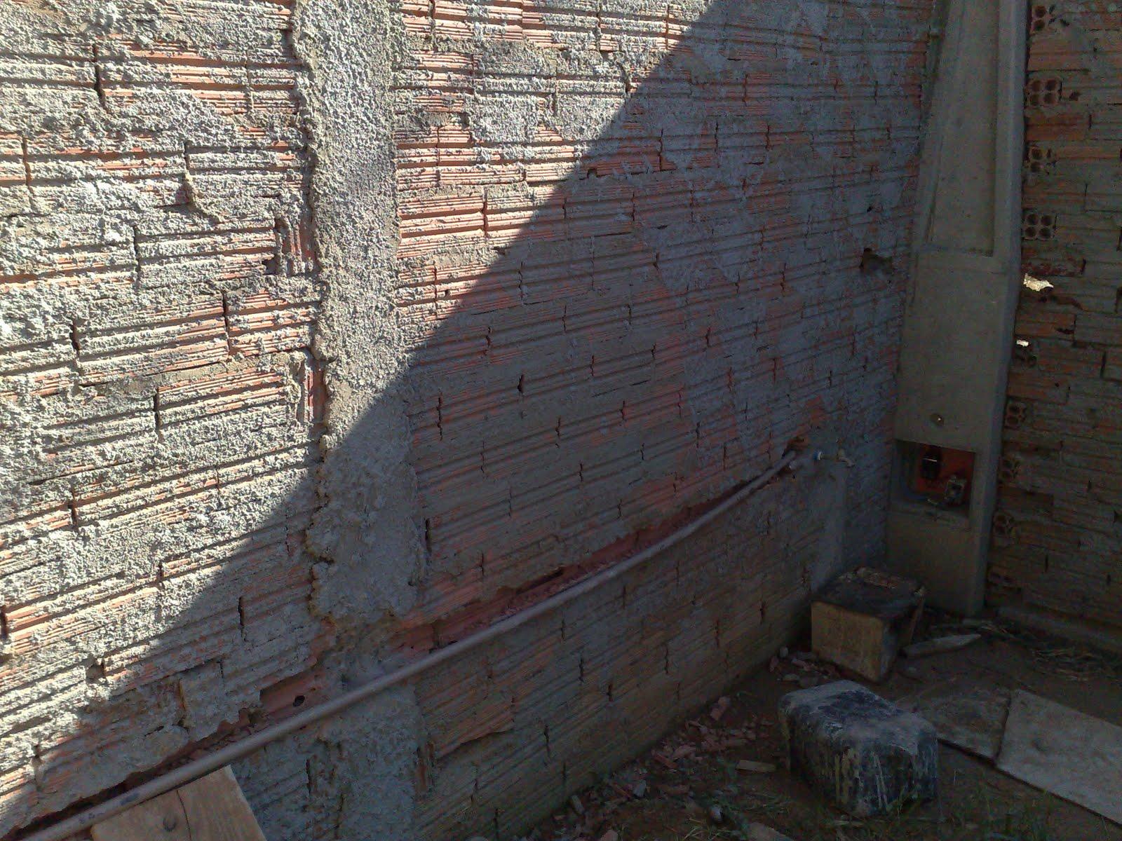 Famosos Passo a passo da construção da minha primeira casa: encanamento ZE73