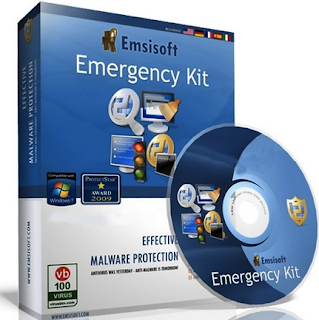 Download Emsisoft Emergency Kit Offline Installer