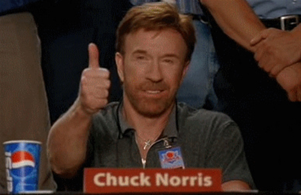 Chuck Norris aprova Os Deuses Mortos