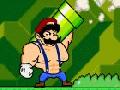 Super Bazooka Mario | Juegos15.com