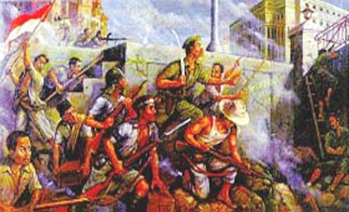 Indonesia, harus menghargai sejarah kita. Jadi, tetep dibaca yaa