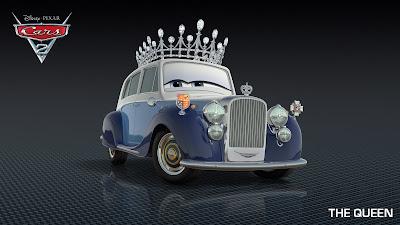The queen la famosa reina de londres ha sido invitada a la final de