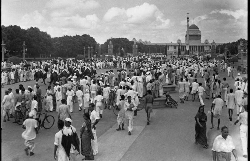 India's Independence Day Rare Photos from the year 1947 August 15