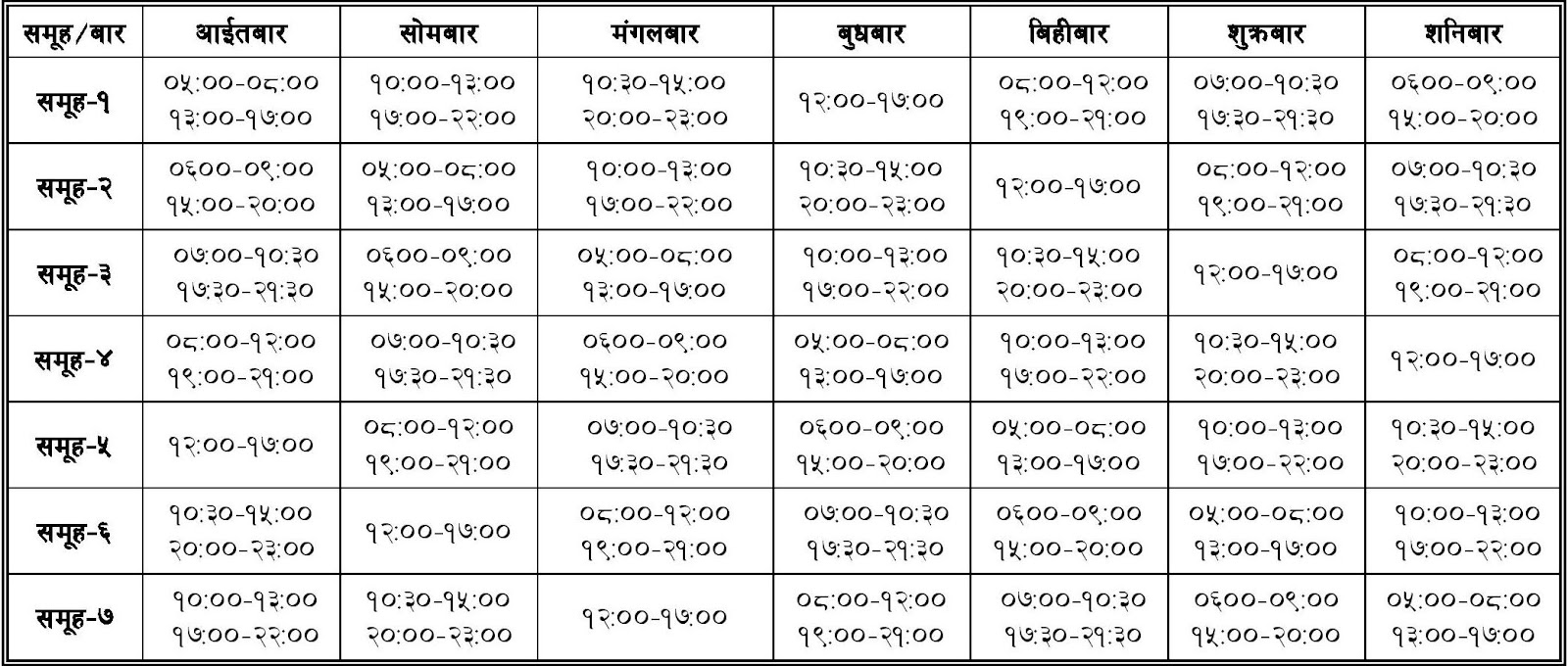 essay on load shedding in nepal