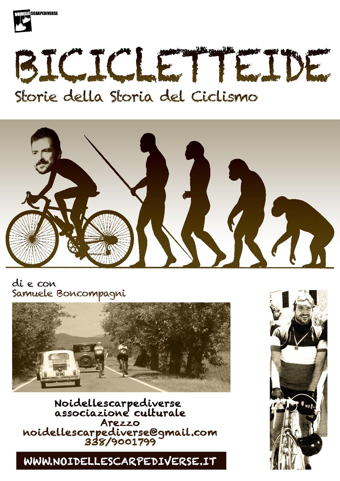 Bicicletteide storie della storia del Ciclismo
