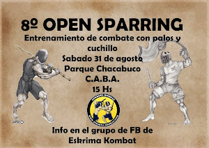 8º Open Sparring