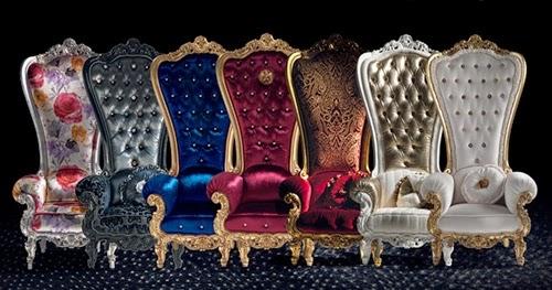 Royal Caspani Different Colors