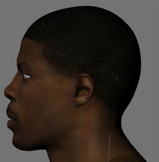 NBA 2K13 Joe Johnson HD Cyber Face Mod