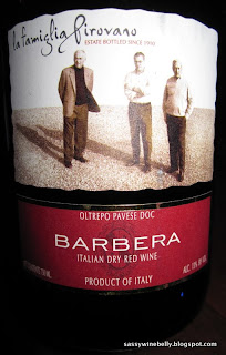Whole Foods Italy Barbera