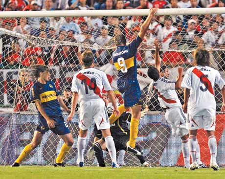 BOCA JUNIORS VS RIVER PLATE EN VIVO por FOX SPORTS Online