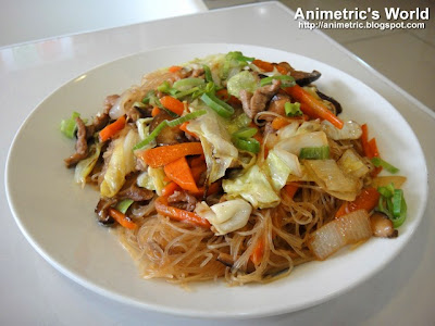 Cha Bihon at Yen Yen Taiwan Street Food
