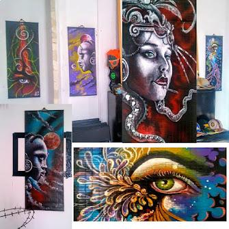 Expo Recicl-Arte con Alma