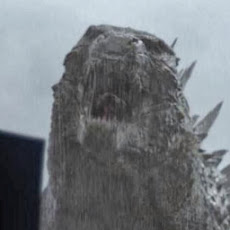 Godzilla Trailer Head