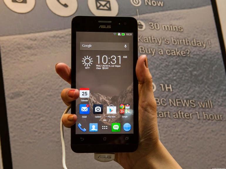 Cara Rooting Ponsel Asus Zenfone 5