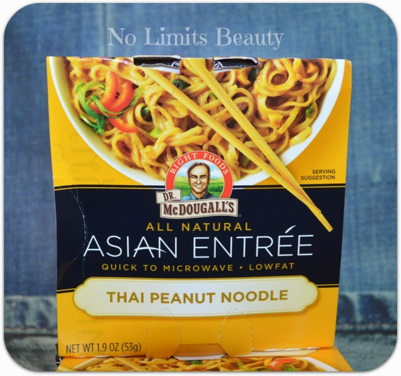 Dr. McDougall's, Asian Noodles, Thai Peanut