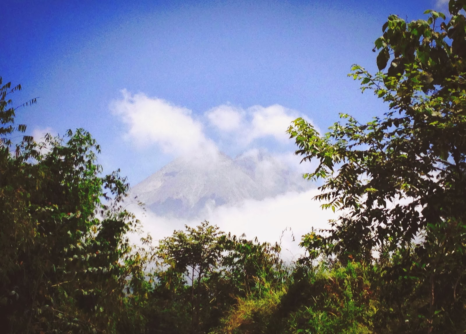 Yogyakarta Mount Merapi