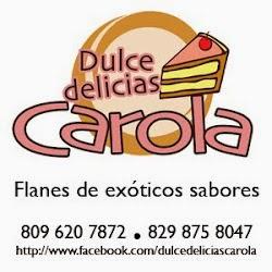 Dulce Delicias Carola