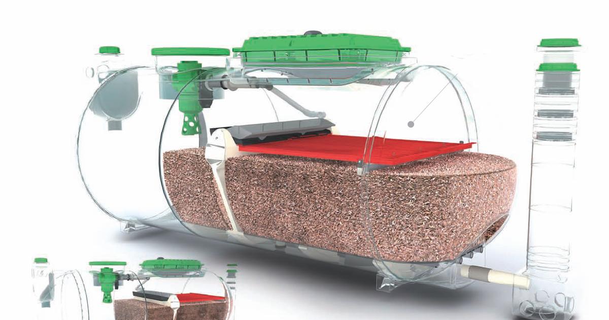 maison passive dans le coglais assainissement individuel z olite vs coco. Black Bedroom Furniture Sets. Home Design Ideas