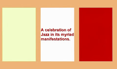 JazzProfiles Mission Statment