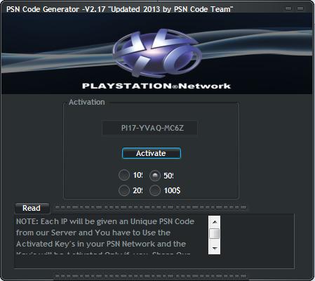 code psn gratuit