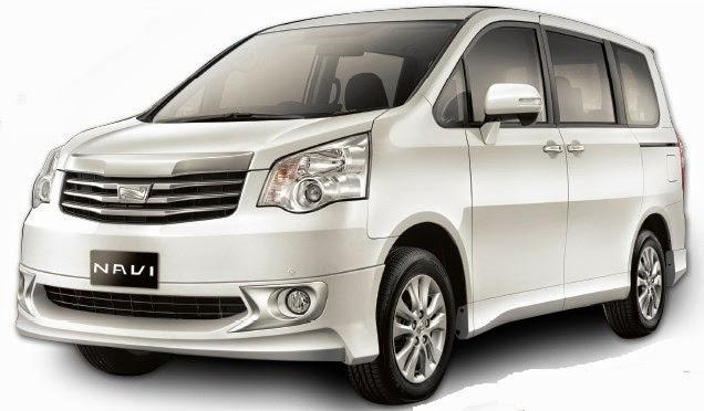 Spesifikasi dan Harga Mobil Toyota NAV1