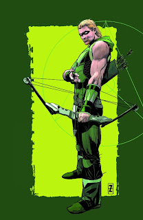 Cover of Green Arrow #41 from DC Comics