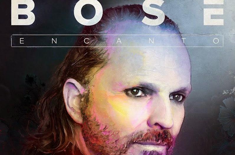 Nuevo Disco de Miguel Bosé
